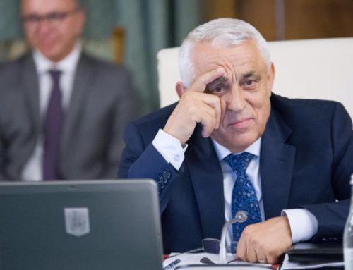 Studenții agronomi și veterinari ieșeni cer demisia ministrului Petre Daea
