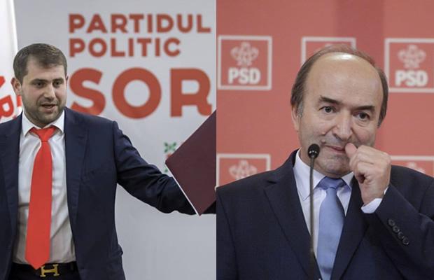 Tudorel Toader face jocurile partidului pro-rus ȘOR la Orhei