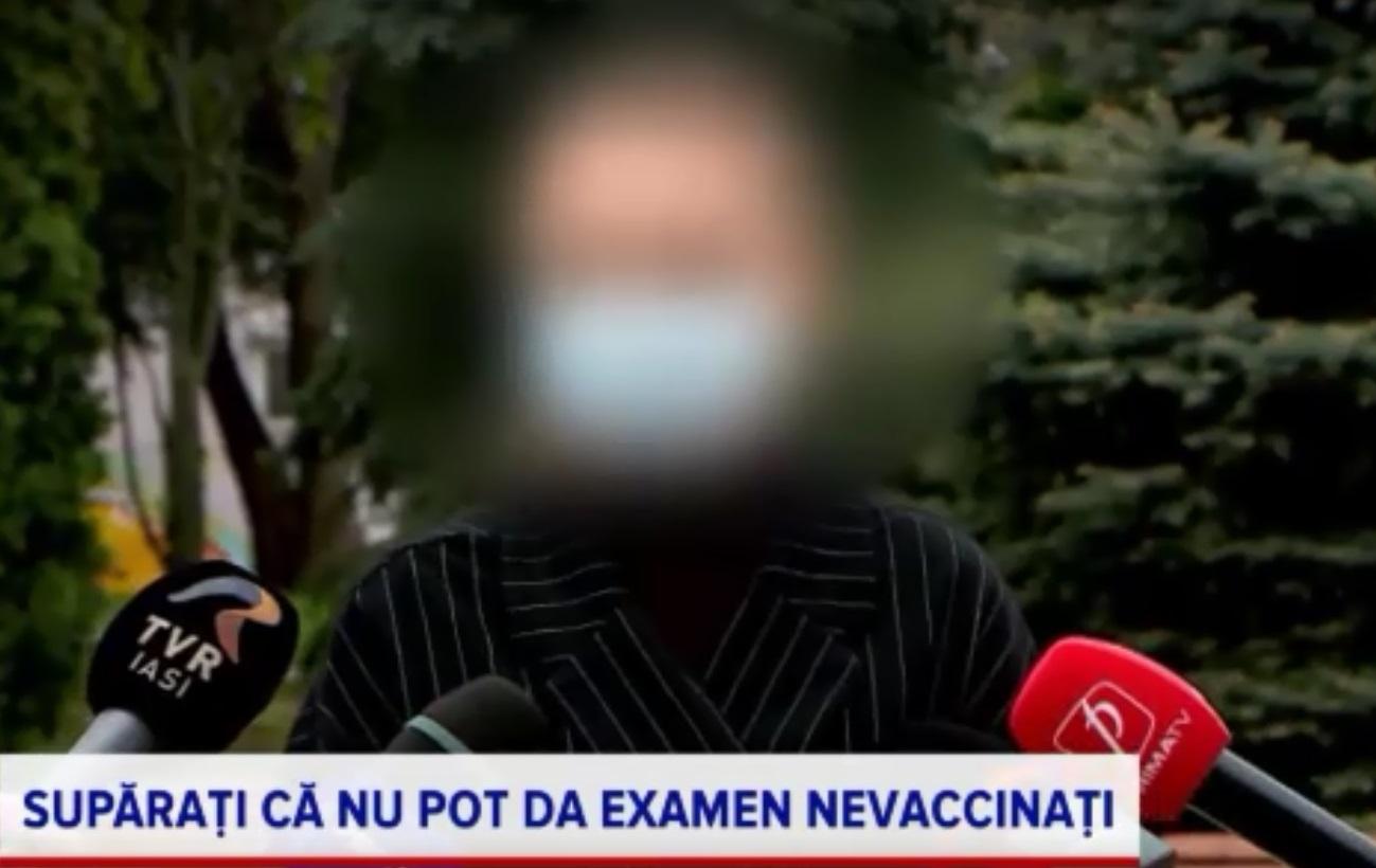 Denunț pentru abuz în serviciu și șantaj împotriva profesorilor UMF Iași care nu primesc studenții nevaccinați la examene. Studenții sunt constrânși și amenințați de cadrele didactice